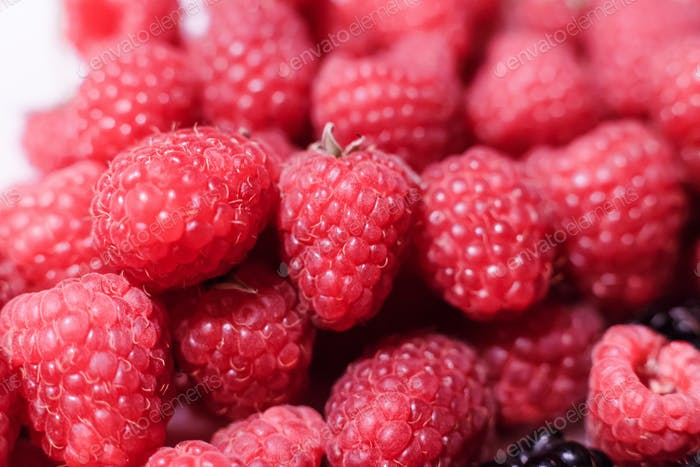Raspberry in the Market