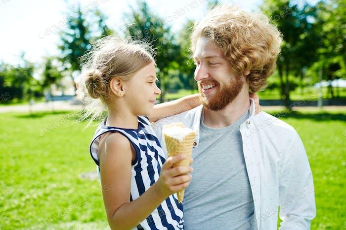Summer and icecream