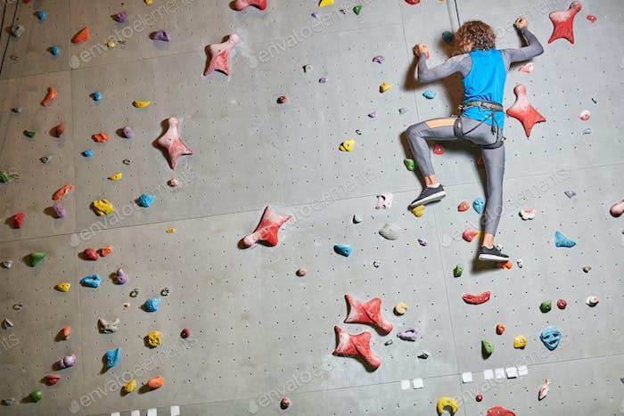 Climb activity
