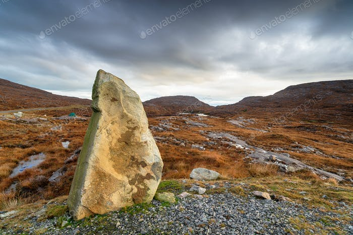 Laxdale on the Isle of Harris