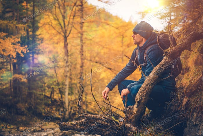 Autumn Foliage Trail Hike