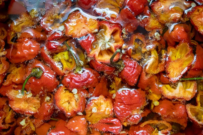 hot chili oil
