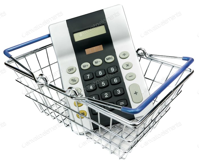 Calculator and Shopping Basket