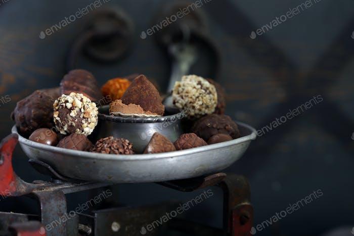 Chocolates for Treats and Holiday