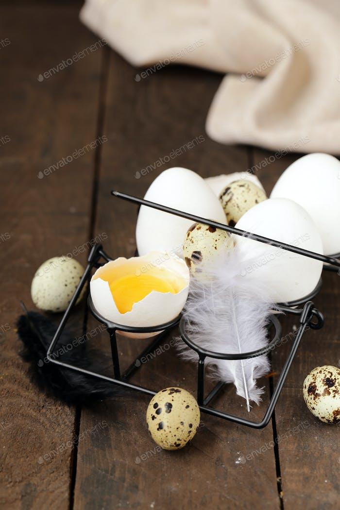 Organic Natural Eggs