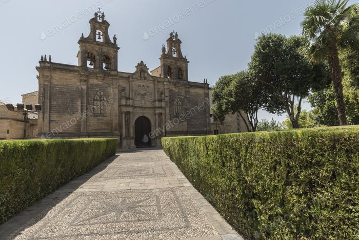 Collegiate Church of Santa Maria de los Reales Alcazares