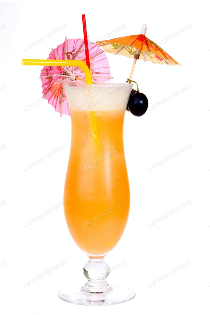 Sex On The Beach Cocktail
