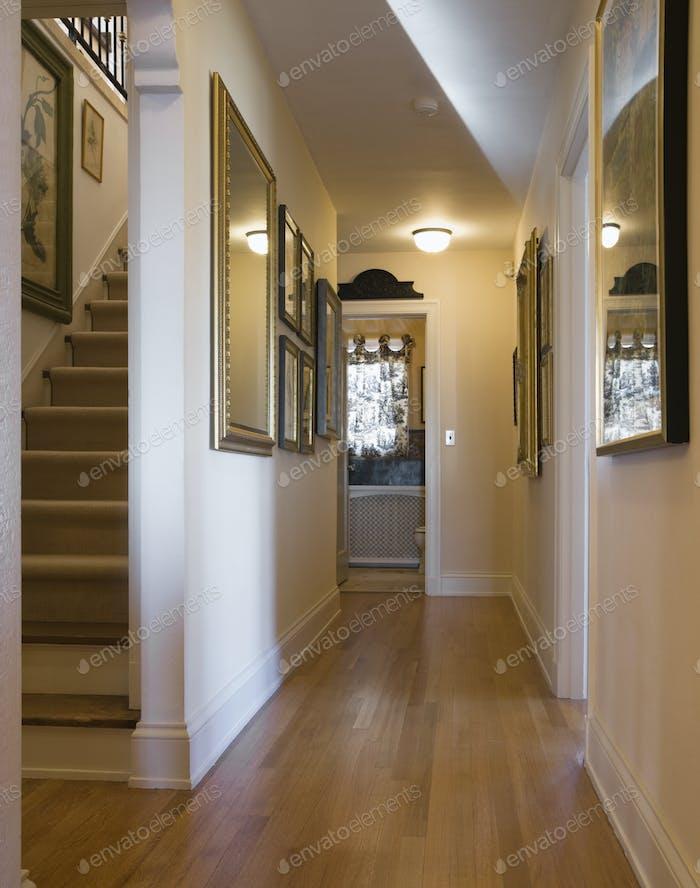 Korridor im Haus