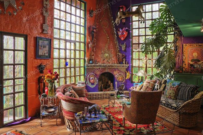 50709,Artist's Sitting Room
