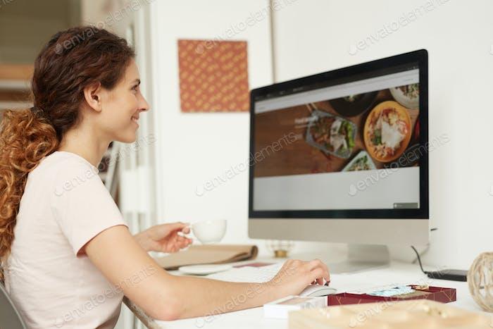 Thumbnail for Diseñador web Trabajo en el sitio Página web