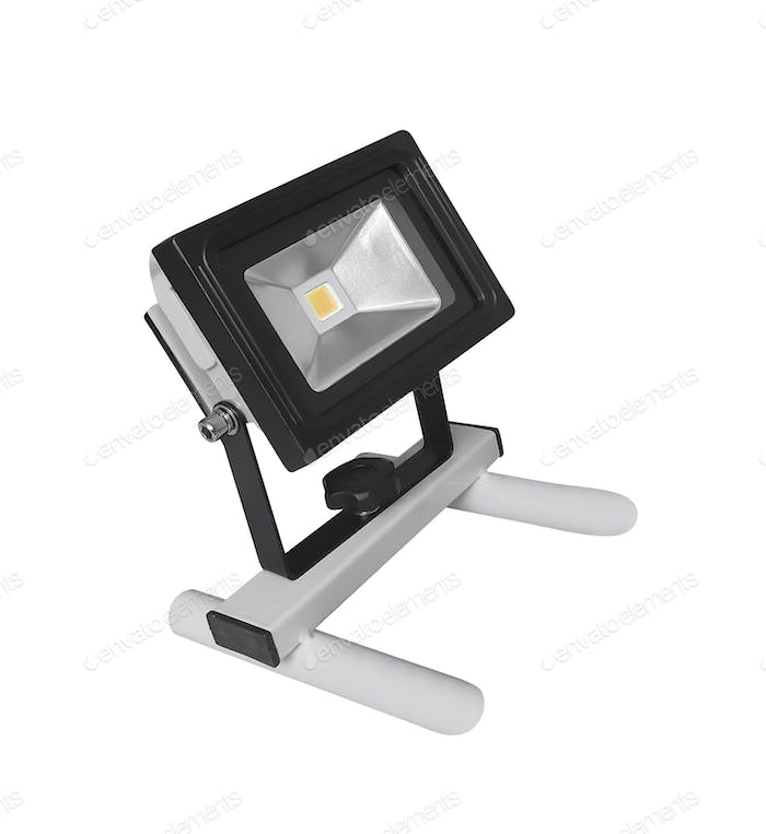 LED Flood Light isolated
