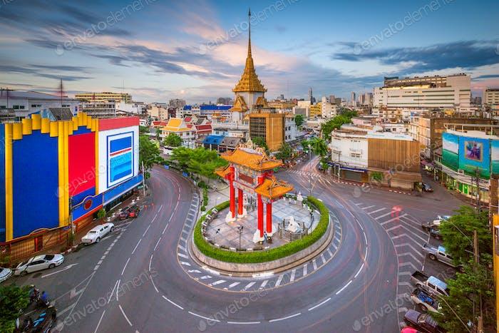 Bangkok, Thailand Chinatown