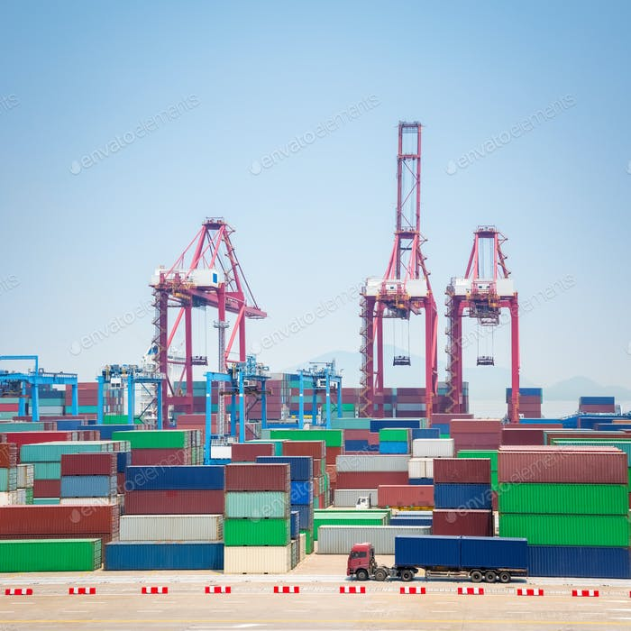 ningbo container terminal