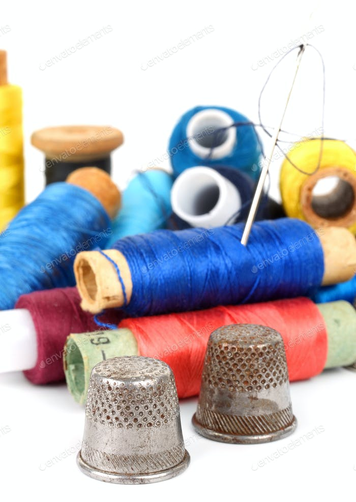 Thimble and thread
