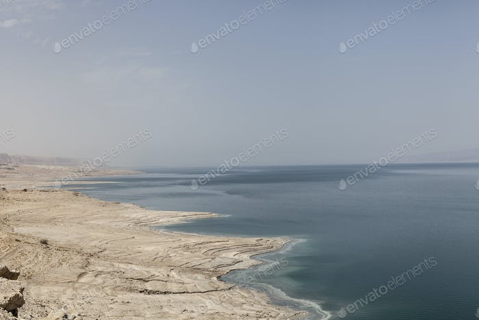 Dead Land of Dead Sea