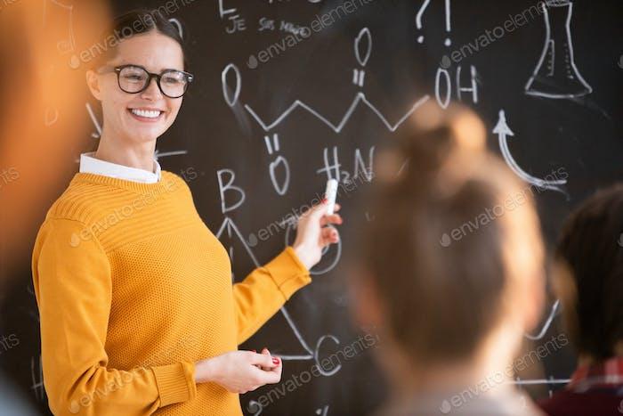 Teaching chemistry