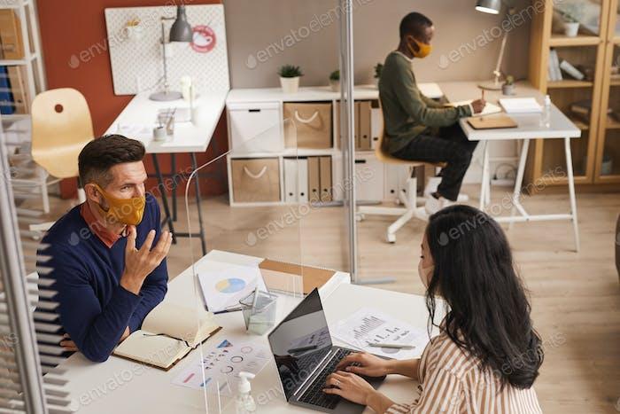 Post Pandemic Business Meeting