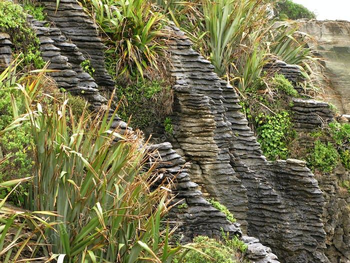 Pancake Rocks, New Zealand