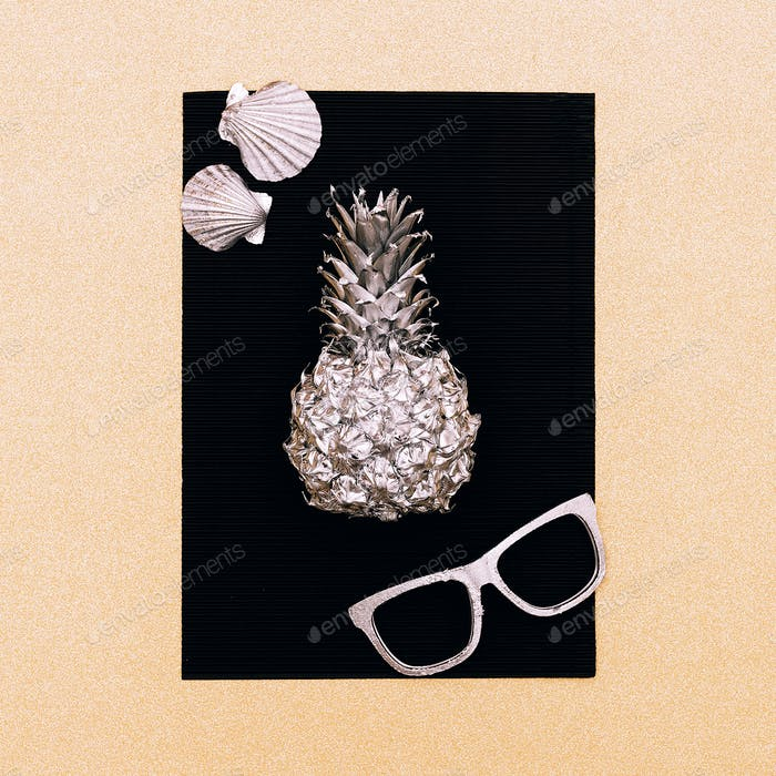 Sunglasses Pineapple Minimal Style