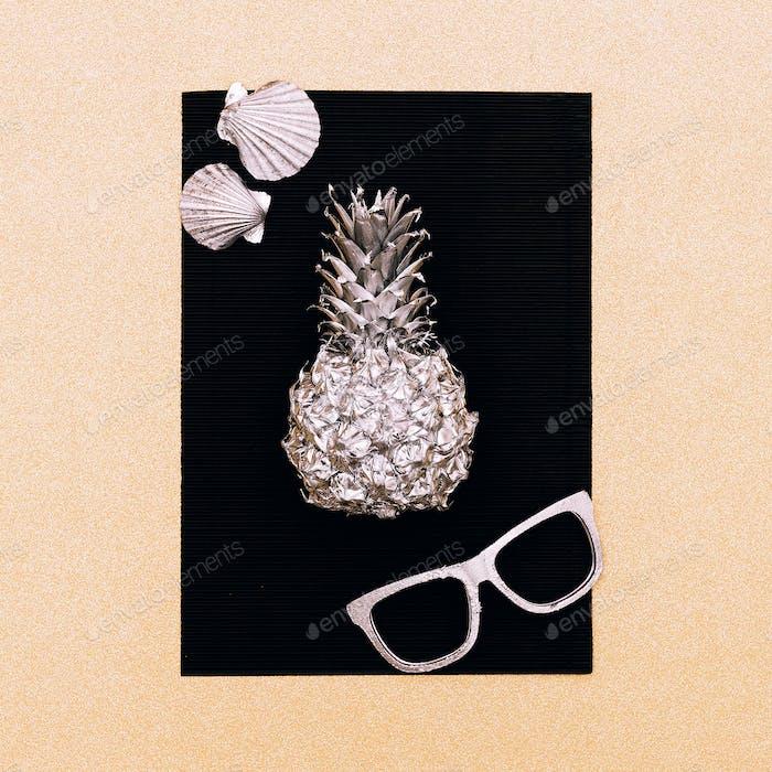Sunglasses Pineapple Minimal Style