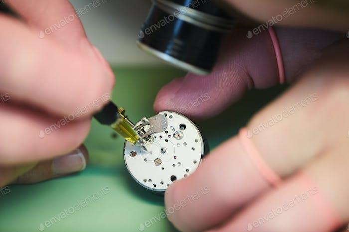 Watchmaking Artisan